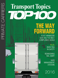 About Us: Transport Topics' Top 100 Private Carriers