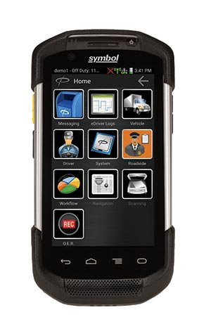 Peoplenet Offers Software On Zebra S Rugged Handheld Device