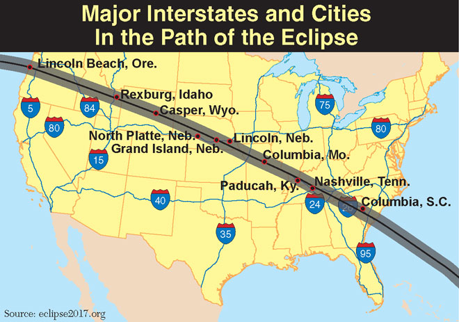 States Alter Trucking Schedules To Dodge Eclipse Transport Topics