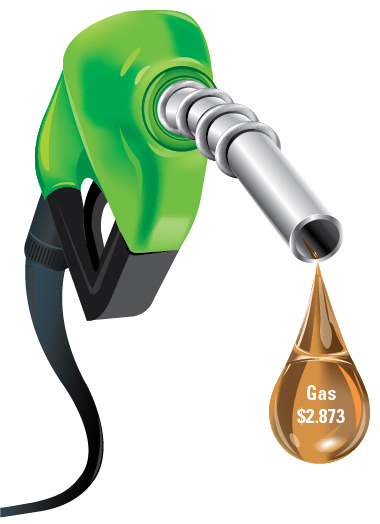 gasoline illustration