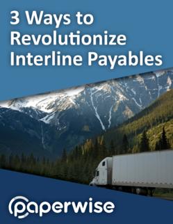 3 Ways to Revolutionize Interline Payables