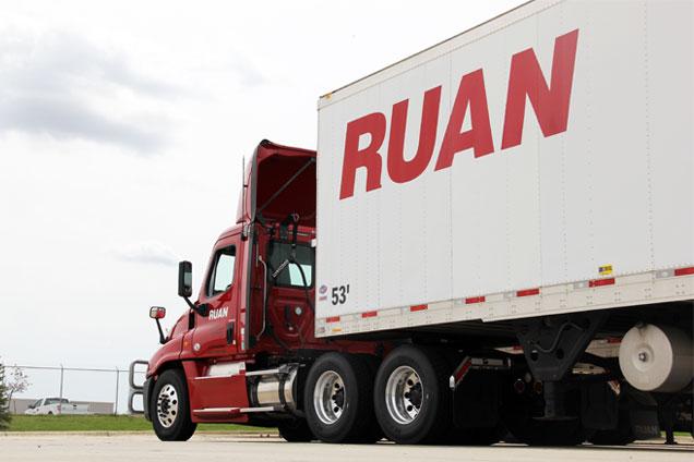 Biodiesel Ruan truck