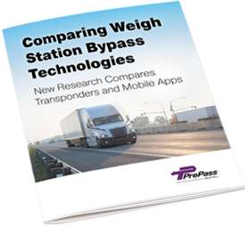 Whitepaper Compares Weigh Station Bypass Service Providers