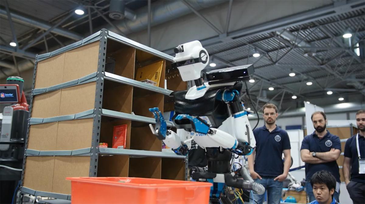 Amazon Robotics Competition