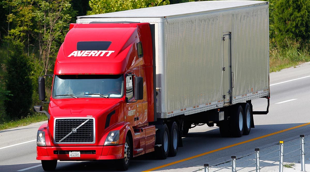 Averitt announces driver pay increase