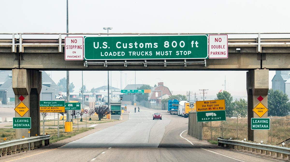 Us pursuing aggressive timeline for wrapping up nafta talks us canada border sciox Images