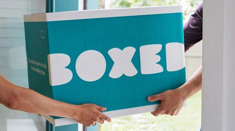 A Boxed Box