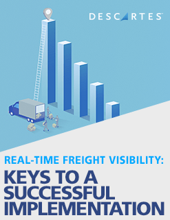Real-time Freight Visibility: Keys to a Successful Implementation