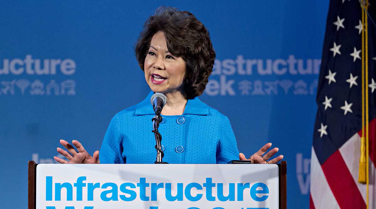 Secretary Elaine Chao