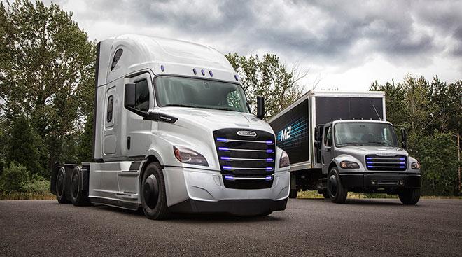 Penske Tackles Challenges of Battery-Electric Trucks