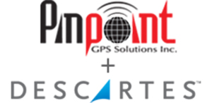 Descartes, Pinpoint logo