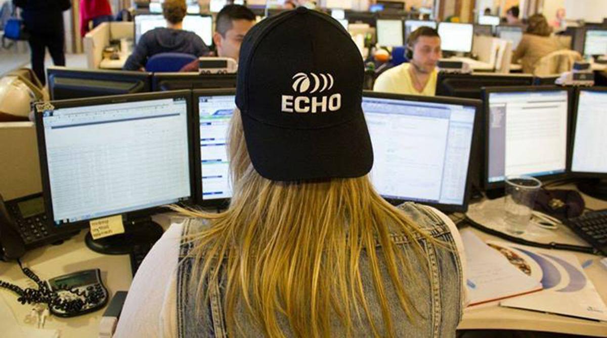 Echo Global Logistics employee
