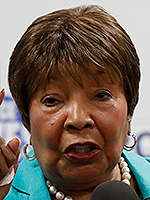 Energy Subcommittee Chairwoman Eddie Bernice Johnson
