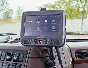 Data-Driven Trucking