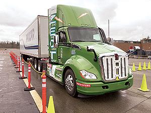 Electric Trucks Advance | Transport Topics