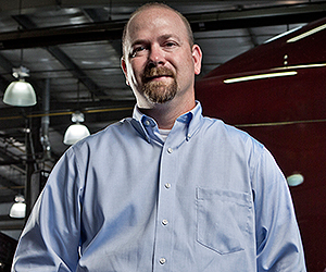 Maverick Transportation Corporate Service Manager Jon DeBusk