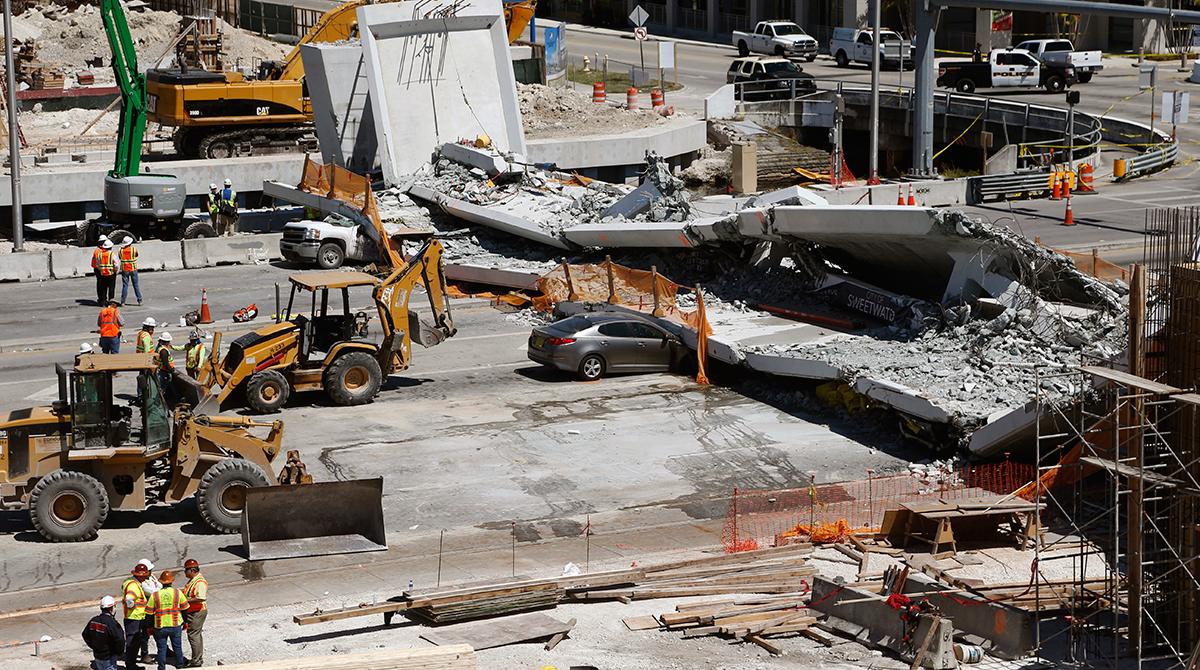 Miami Bridge Collapse