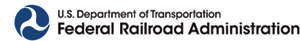 Federal Railroad Administration logo