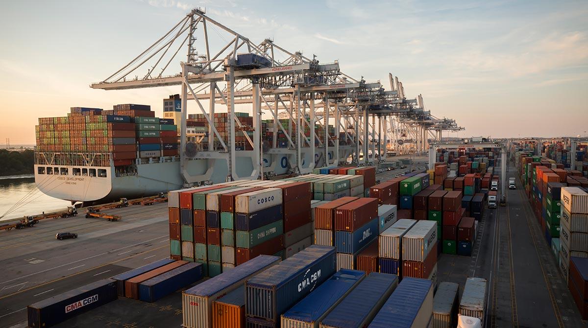 Georgia Ports Authority