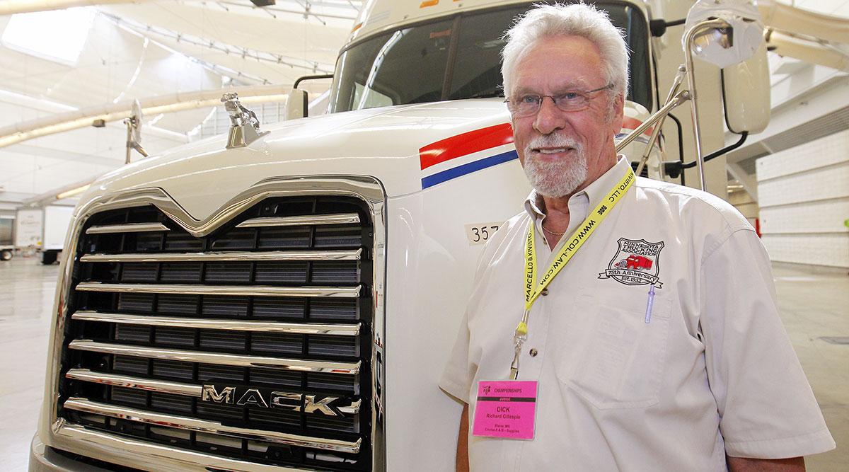Richard Gillespie in 2014 photo