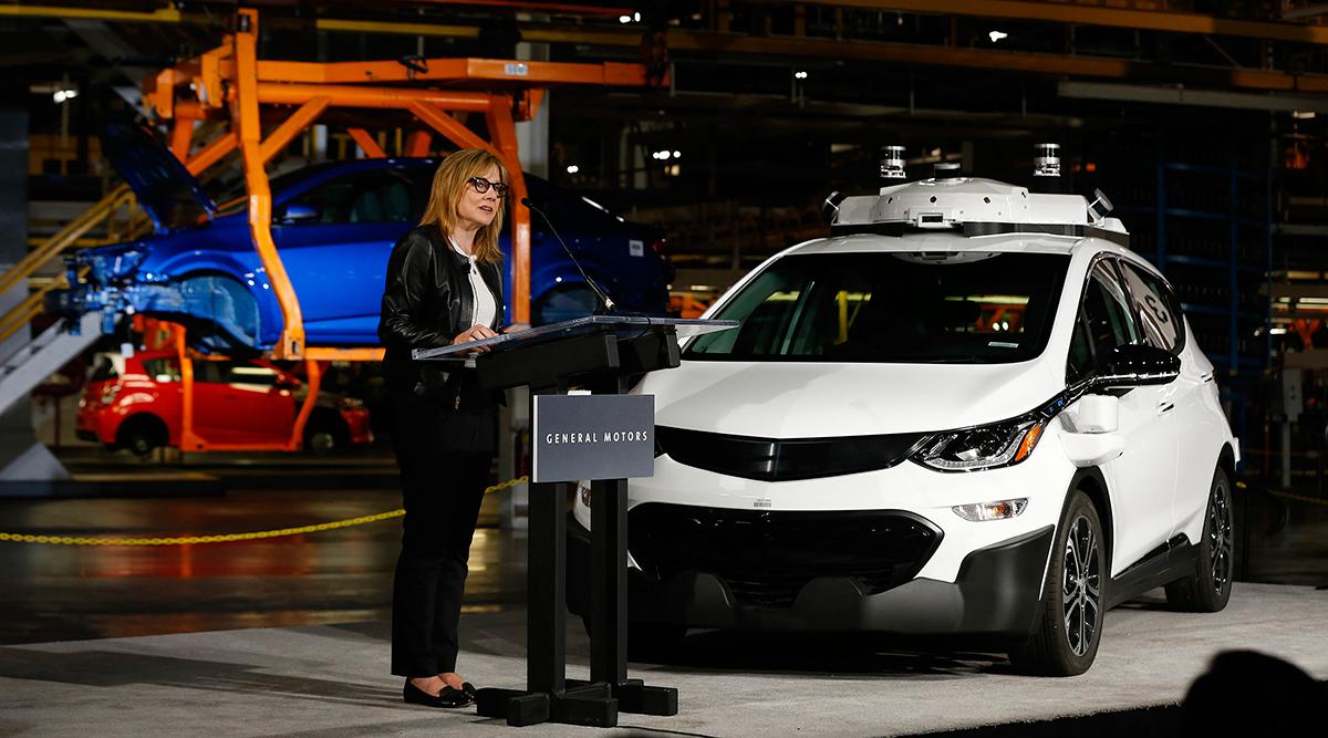 general motors says self driving taxi fleets coming in 2019