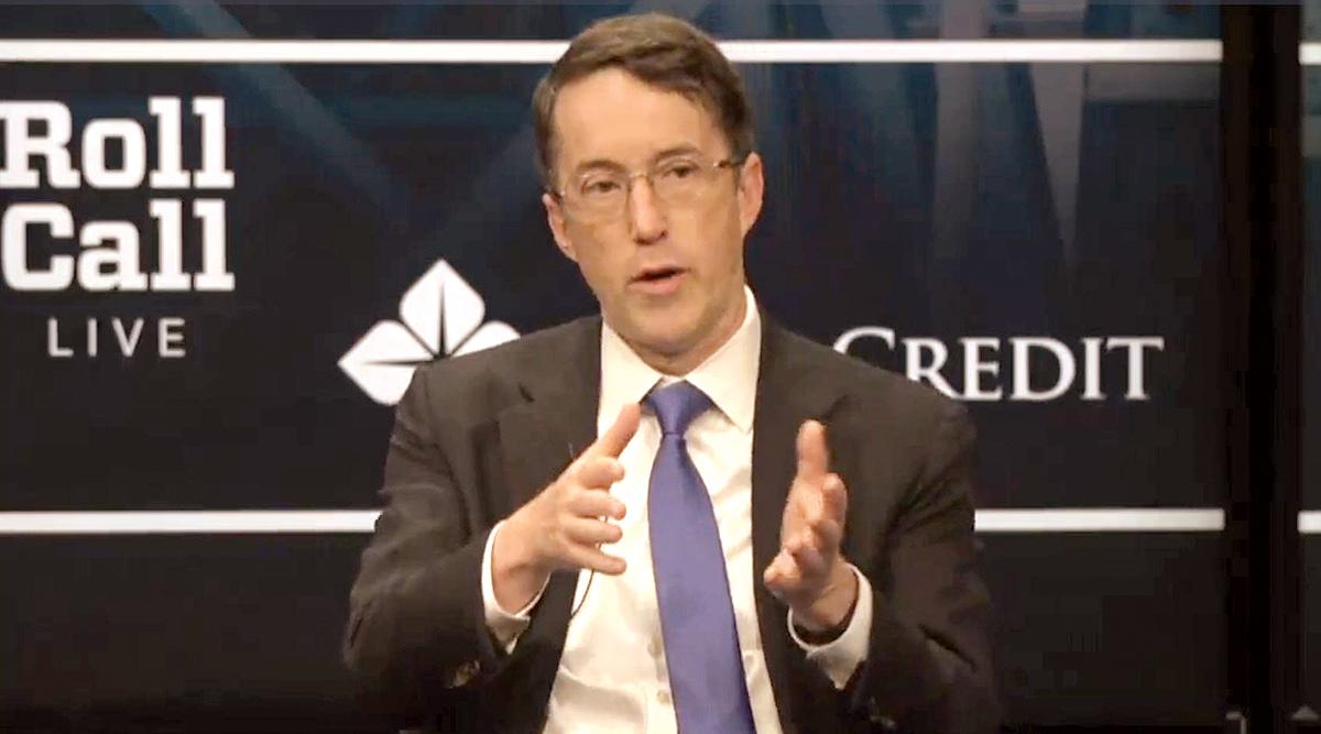 White House Infrastructure Adviser DJ Gribbin