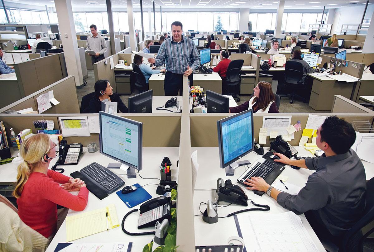 C.H. Robinson Worldwide employees