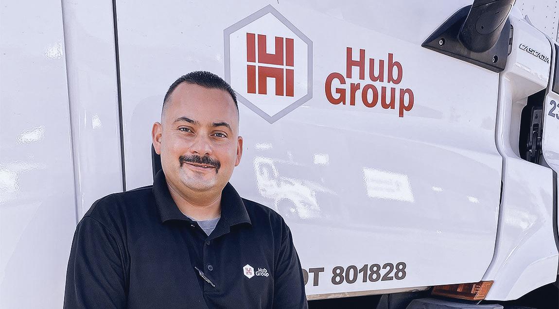 Cesar Quintana Moreno, Hub Group