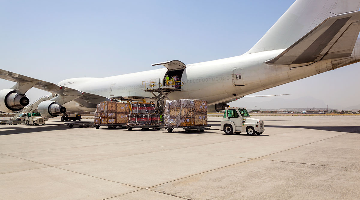 Small Texas Airport Continues to Rise Among US Cargo