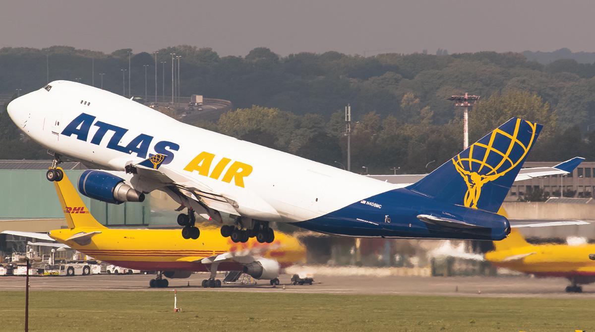 Atlas airplane