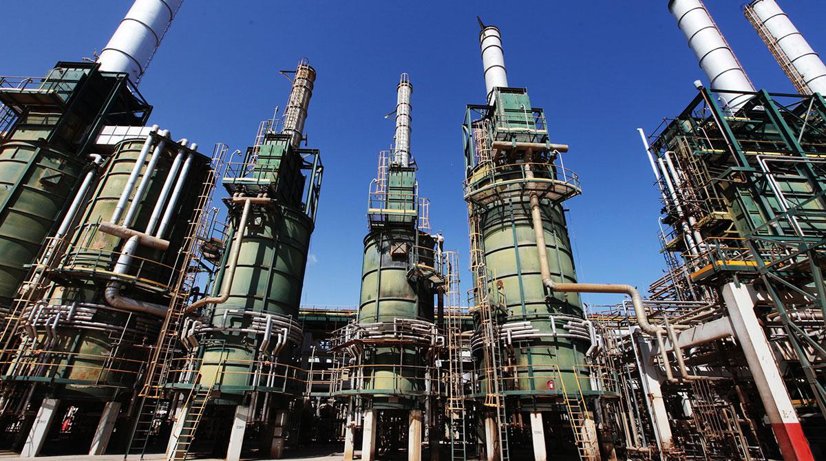 Al Zawiya Oil Refinery