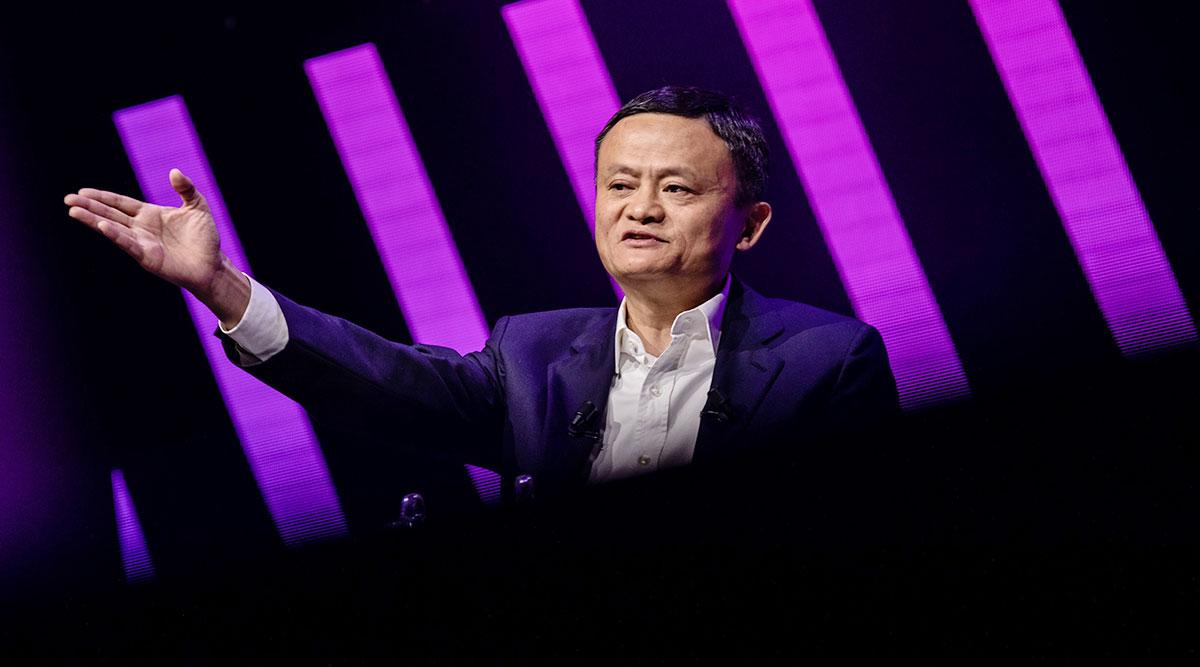 Jack Ma Founder of Alibaba