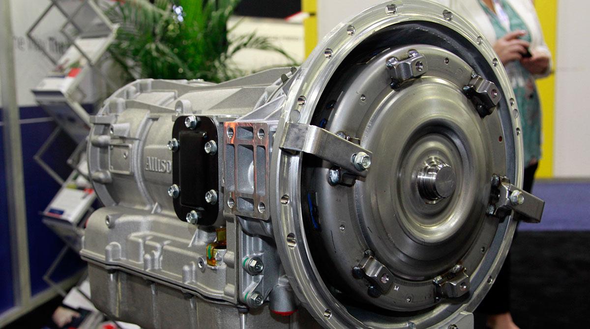 Allison 9-Speed 200 Series transmission