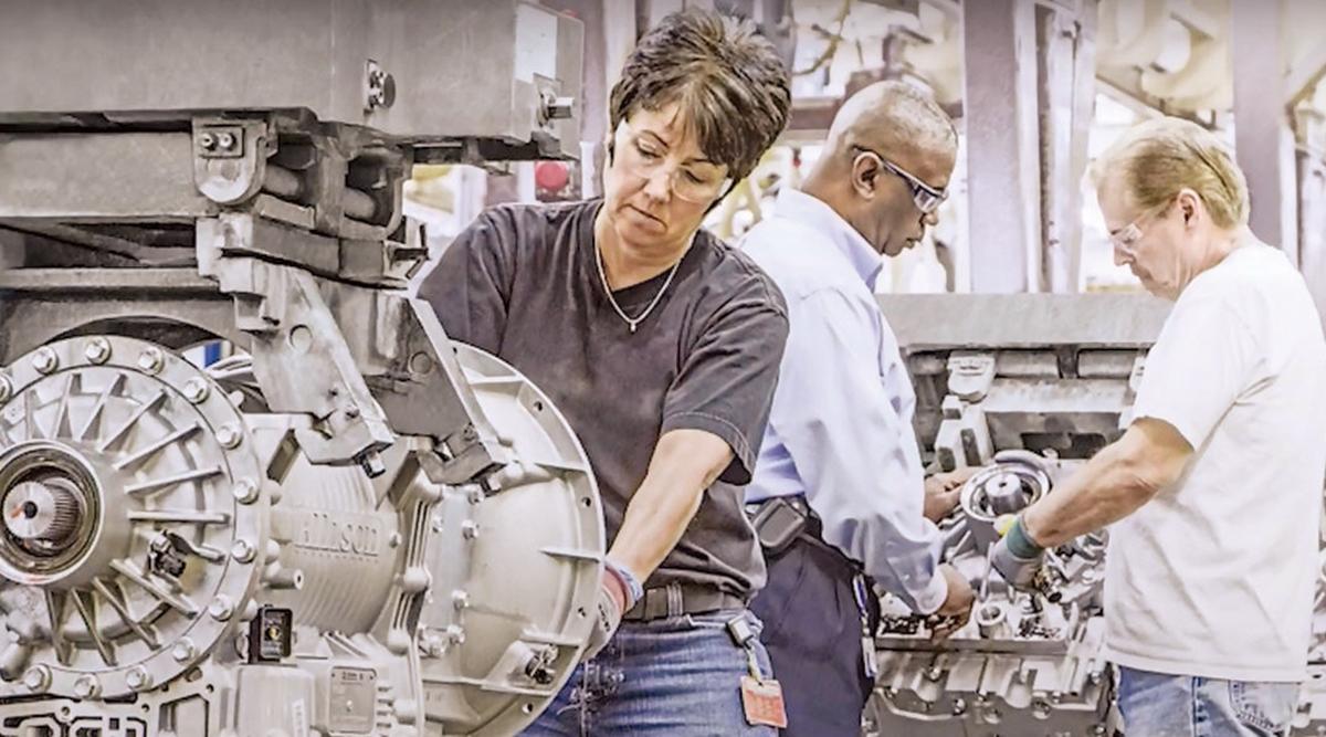 Allison Transmission manufacturing plant