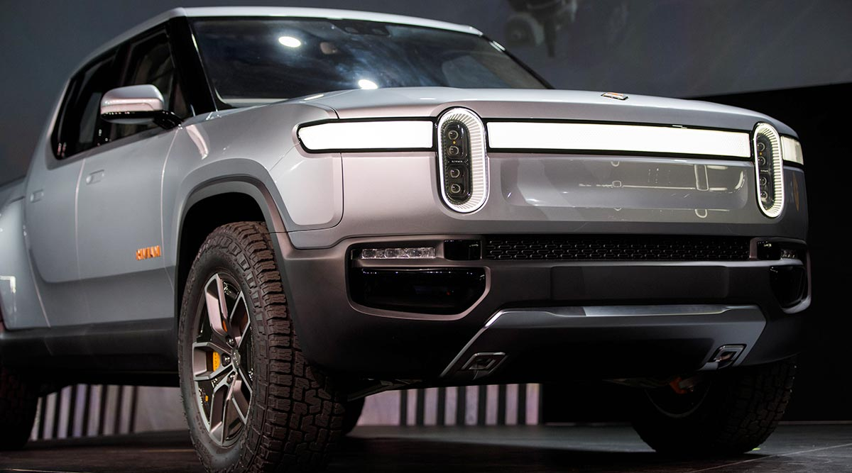 Electric Car News >> Amazon Leads 700 Million Investment In Electric Car Maker