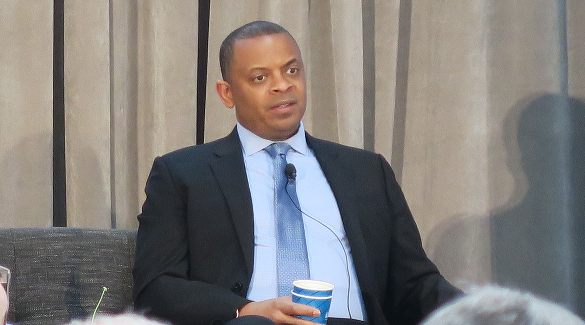 Anthony Foxx, chief policy officer at Lyft