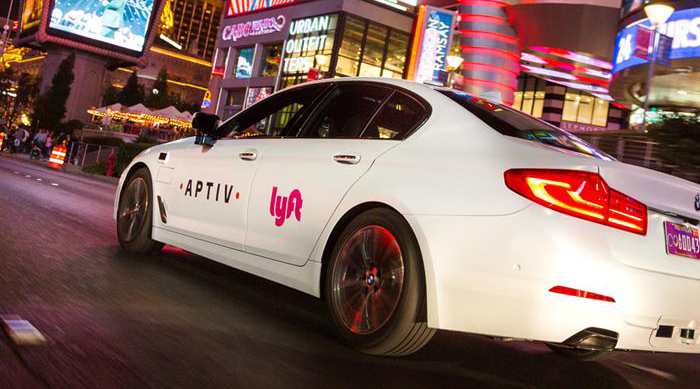 Lyft to Put Fleet of Driverless BMWs to Work in Las Vegas
