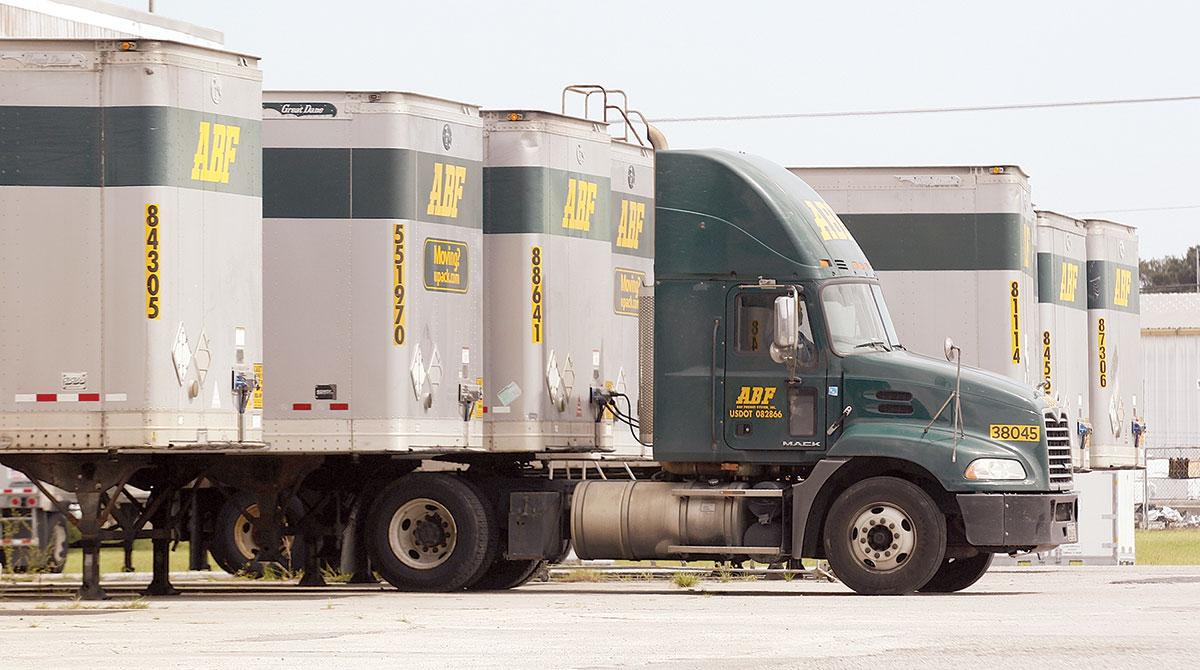 ArcBest Trucks