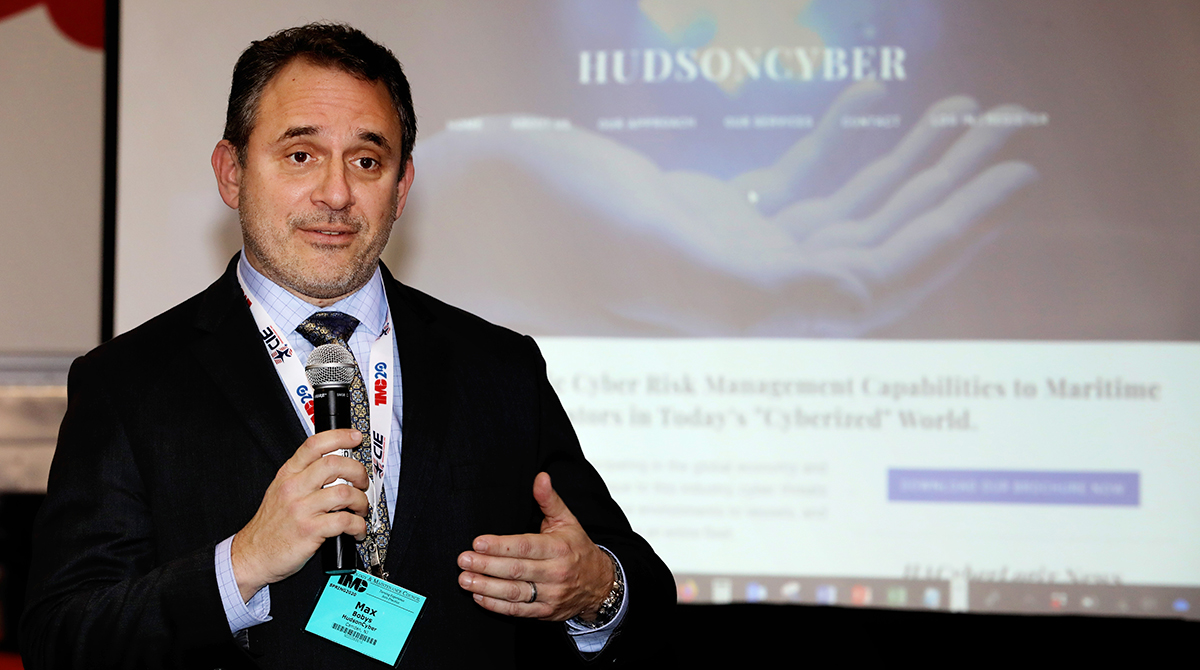 Max Bobys of HudsonCyber