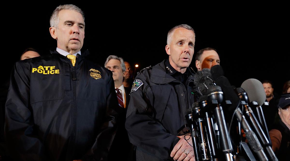 Interim Austin Police Chief Brian Manley