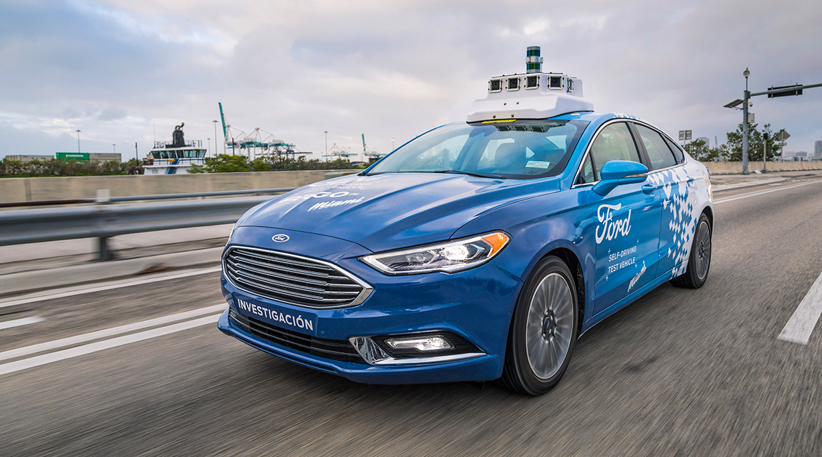 Ford Refuses to Rush Into Robo-Taxis, Even After GM, Waymo