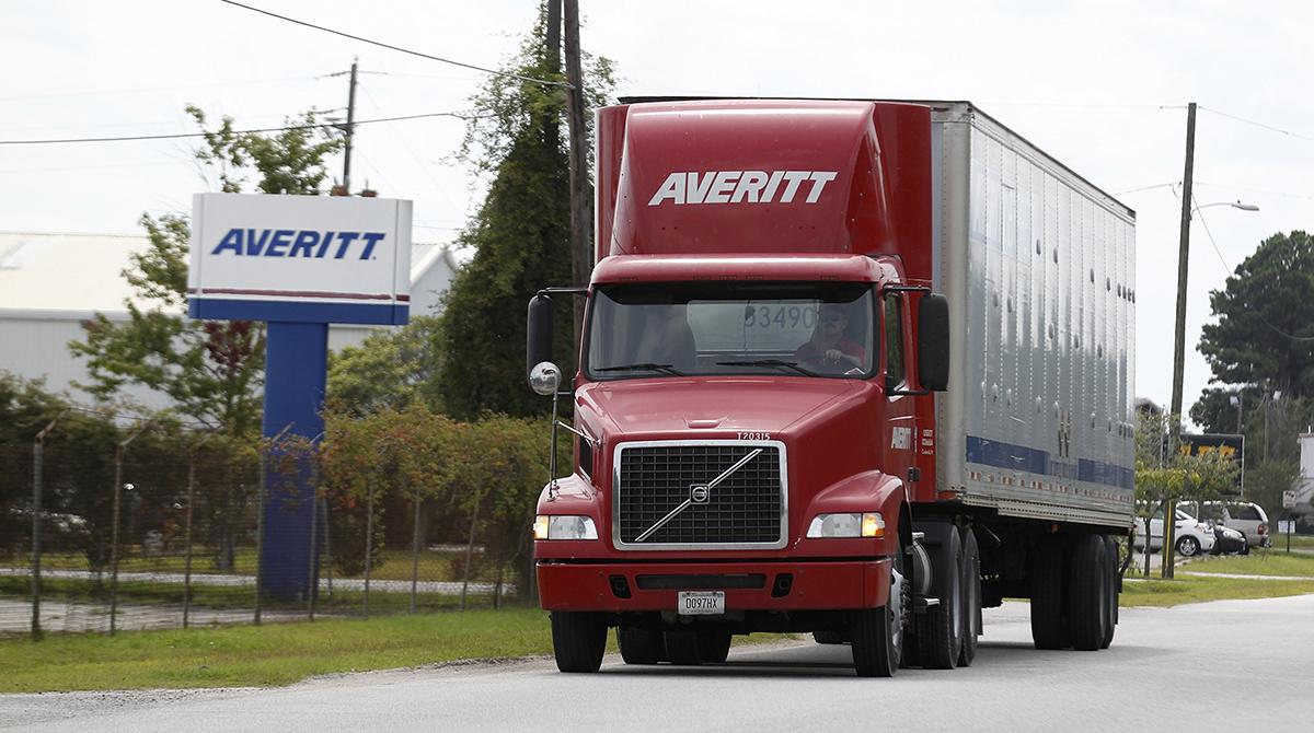 Averitt Truck