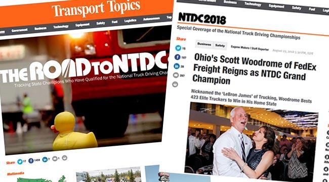 Road to NTDC Azbee awards