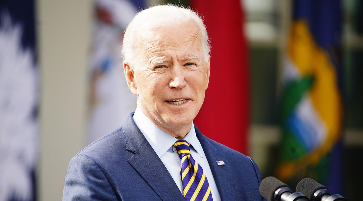 President Joe Biden by Jim Lo Scalzo/Bloomberg News
