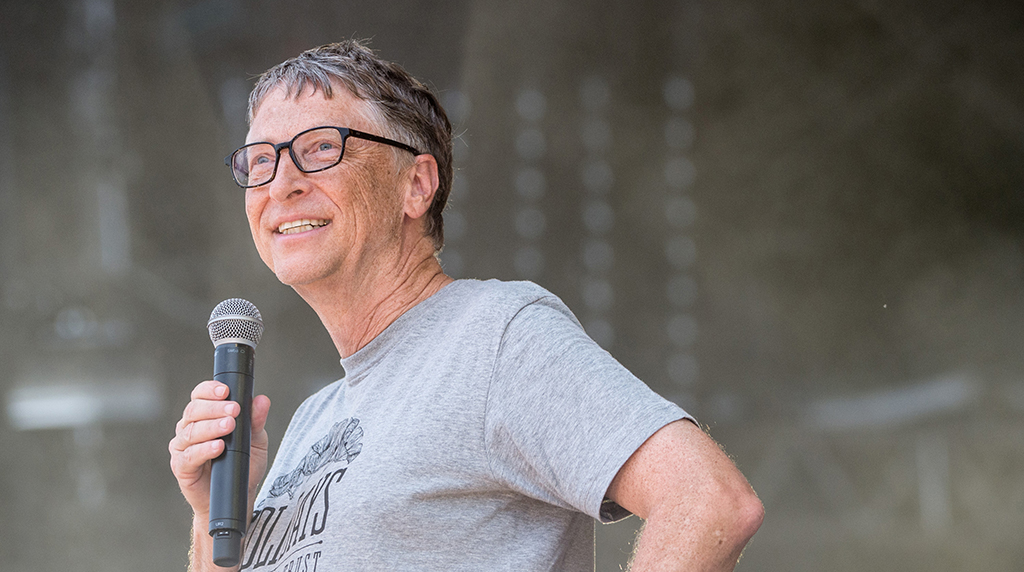 Bill Gates Backs Uber Freight Rival Convoy Transport Topics