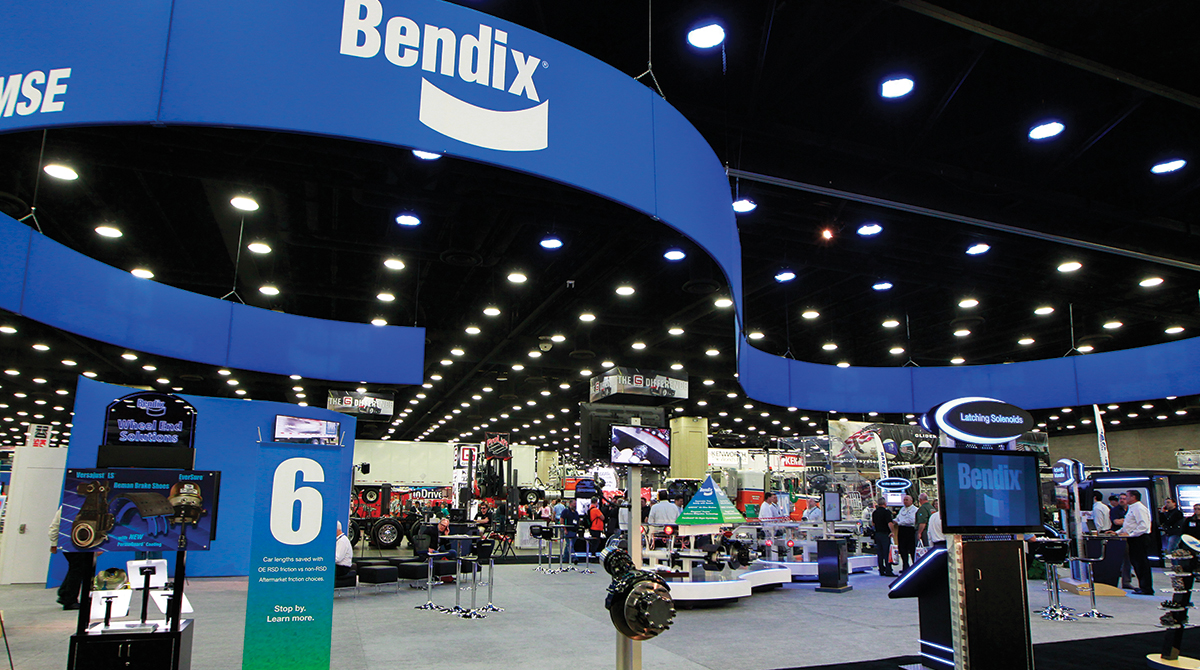 Bendix Wingman Fusion System Standard on International On
