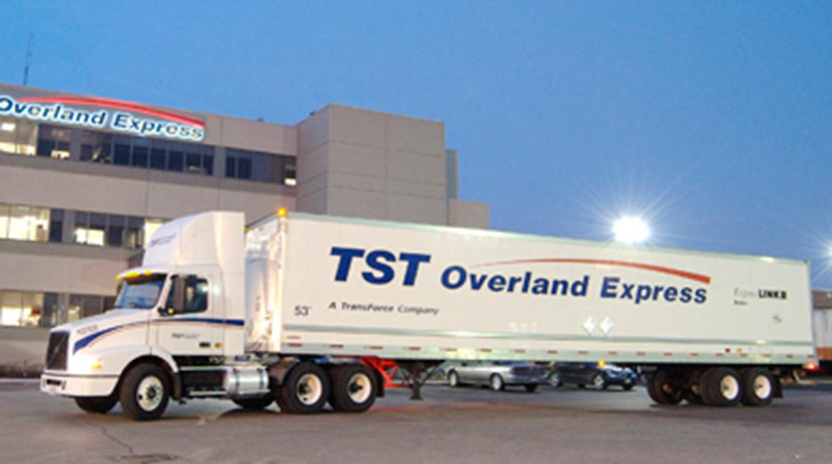 TST Overland Express truck