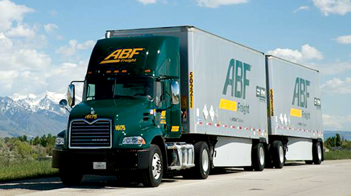 ABF Freight is a division of ArcBest Corp. (ABF Freight/Facebook)