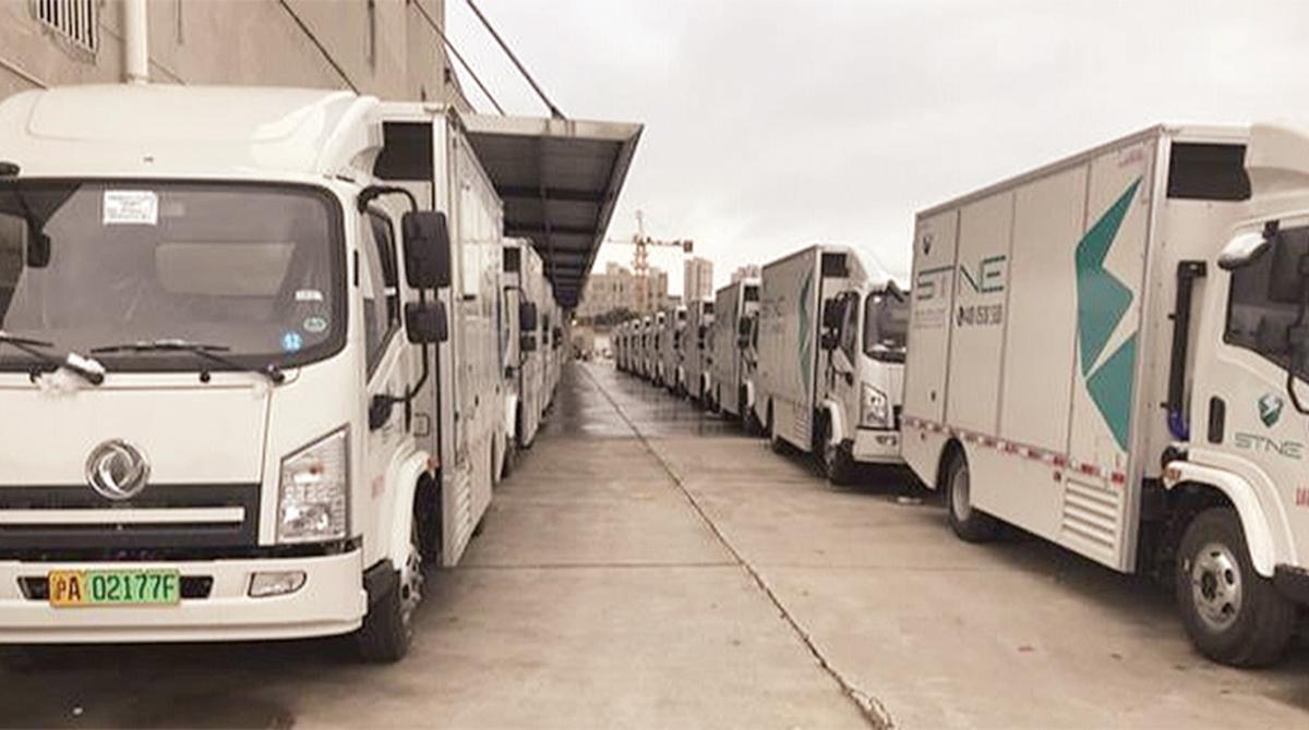 Fuel-Cell Trucks