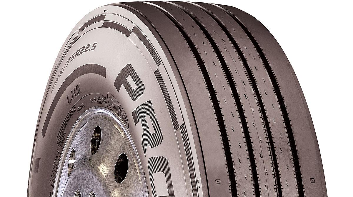 Cooper LHS tire